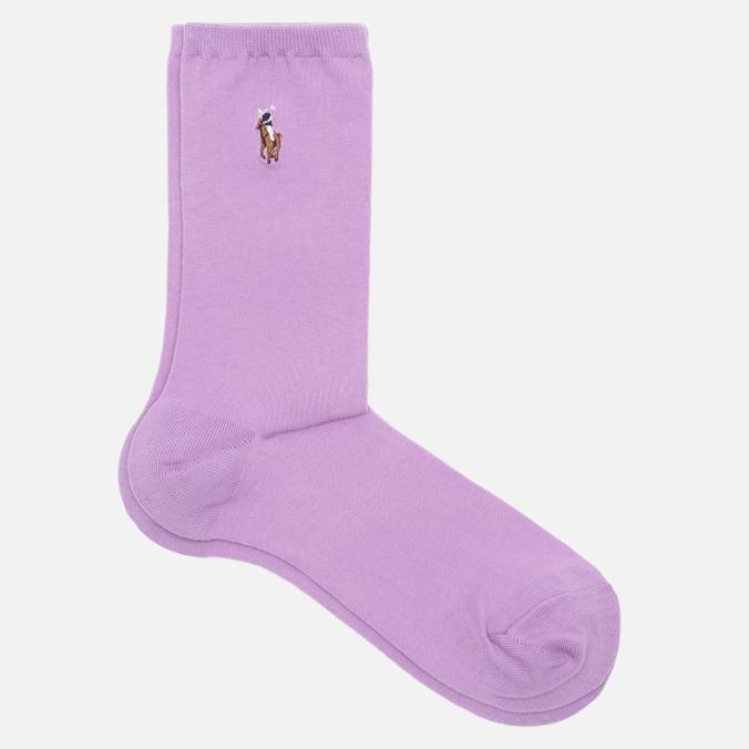 Носки Polo Ralph Lauren 455-843974 фиолетовые 35-40 RU