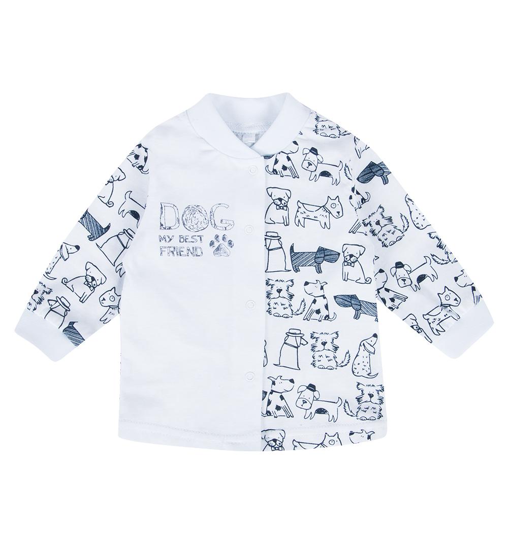 Купить GL000934673, Кофта Leader Kids мультиколор р.56,