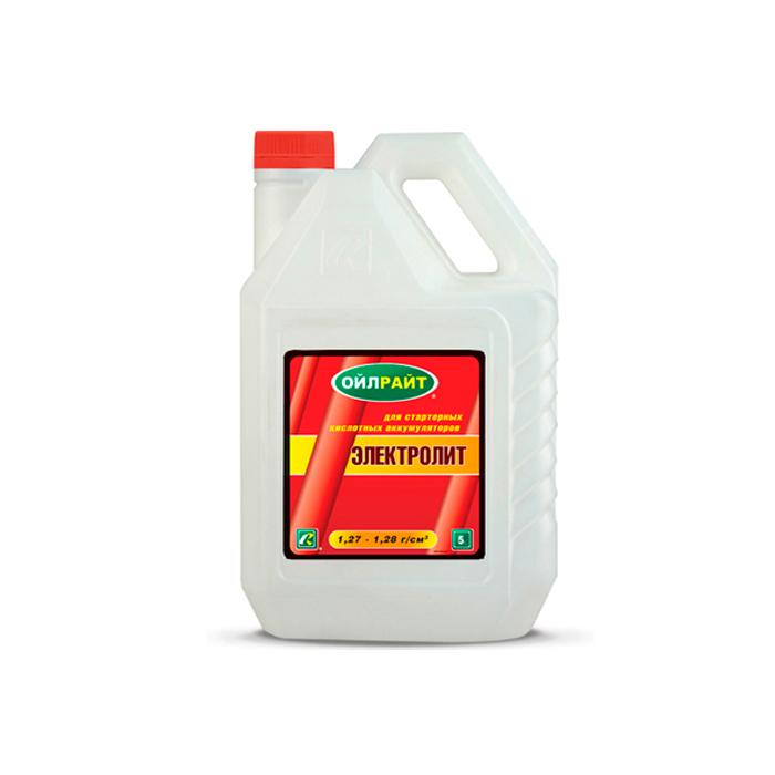 Электролит OIL RIGHT, 5 л