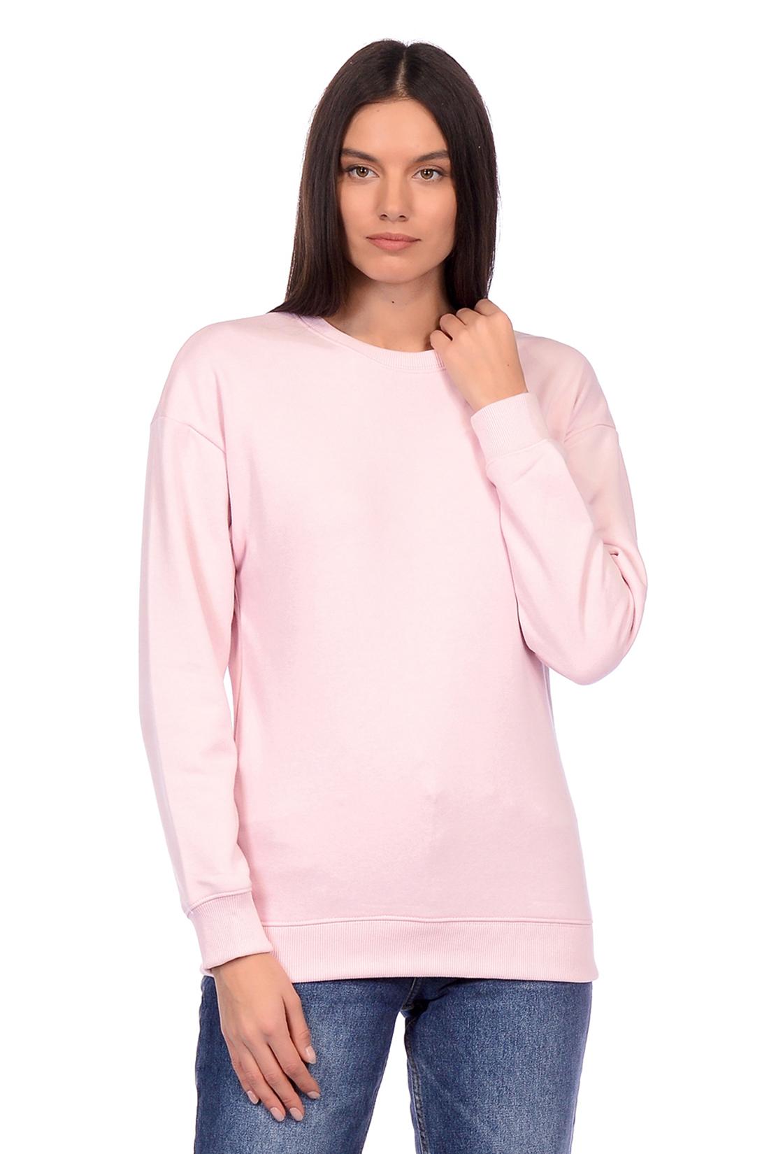 Свитшот женский Hailys hailys K016293 розовый L