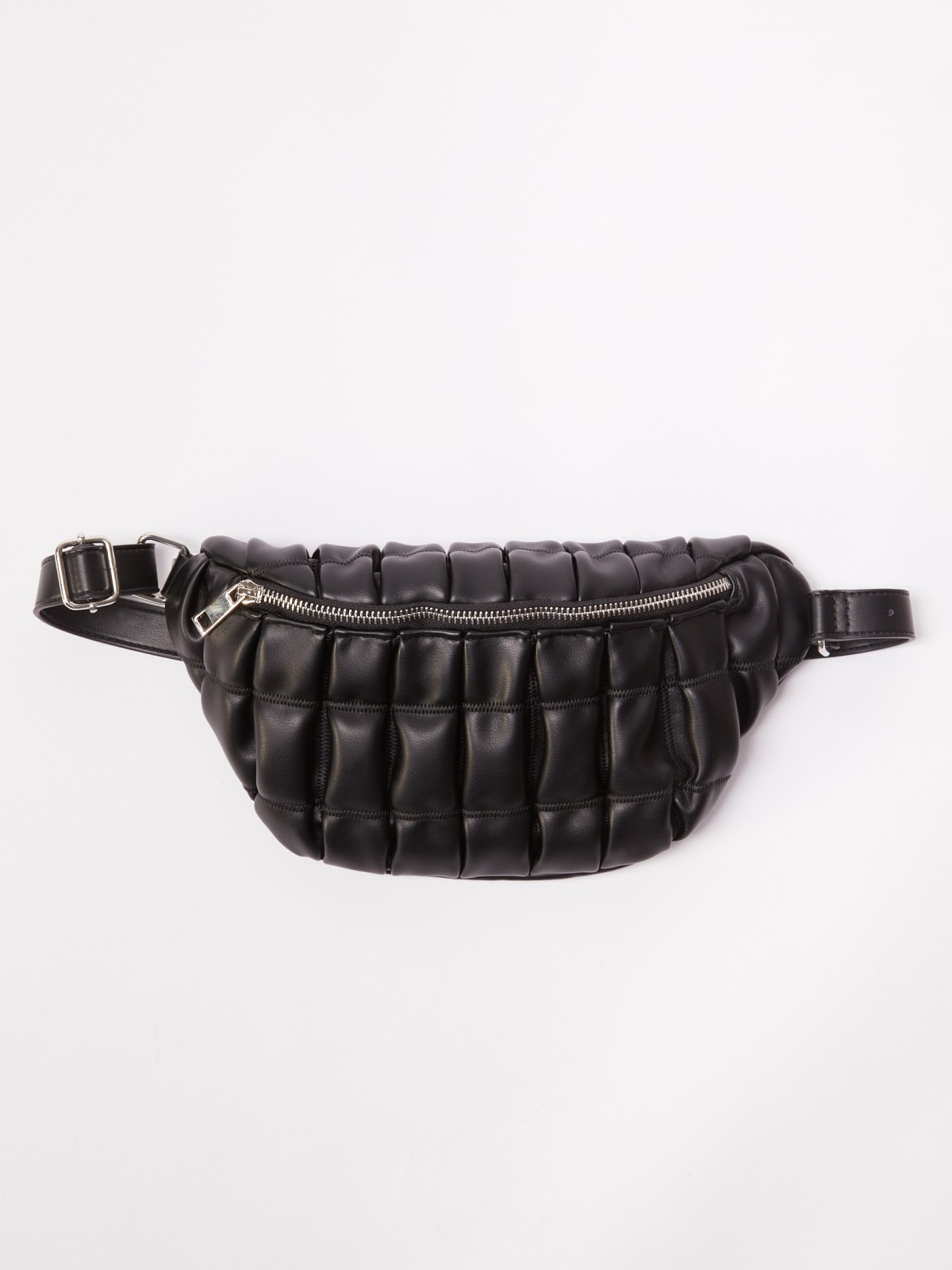 Поясная сумка женская Zolla 02131945J265 черная