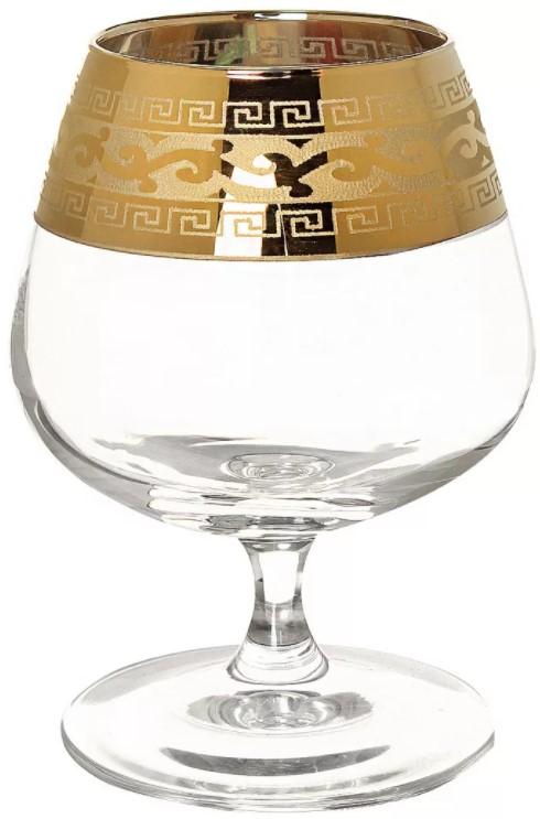Набор бокалов для коньяка 6шт GE08 1812
