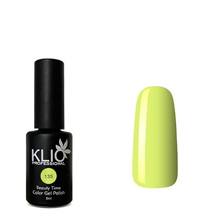Купить Гель-лак Klio Beauty Time №135, Klio Professional