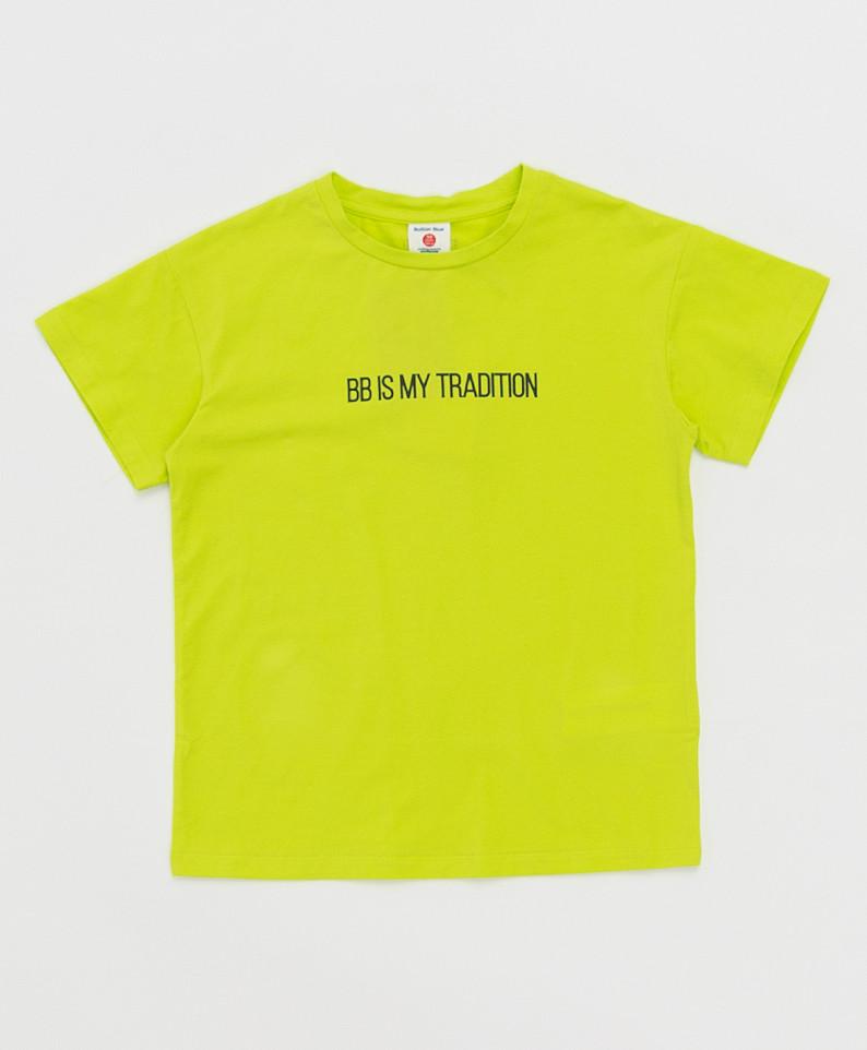 Купить 121BBBB12015500, Футболка Button Blue для мальчиков цв. зеленый р-р. 134,