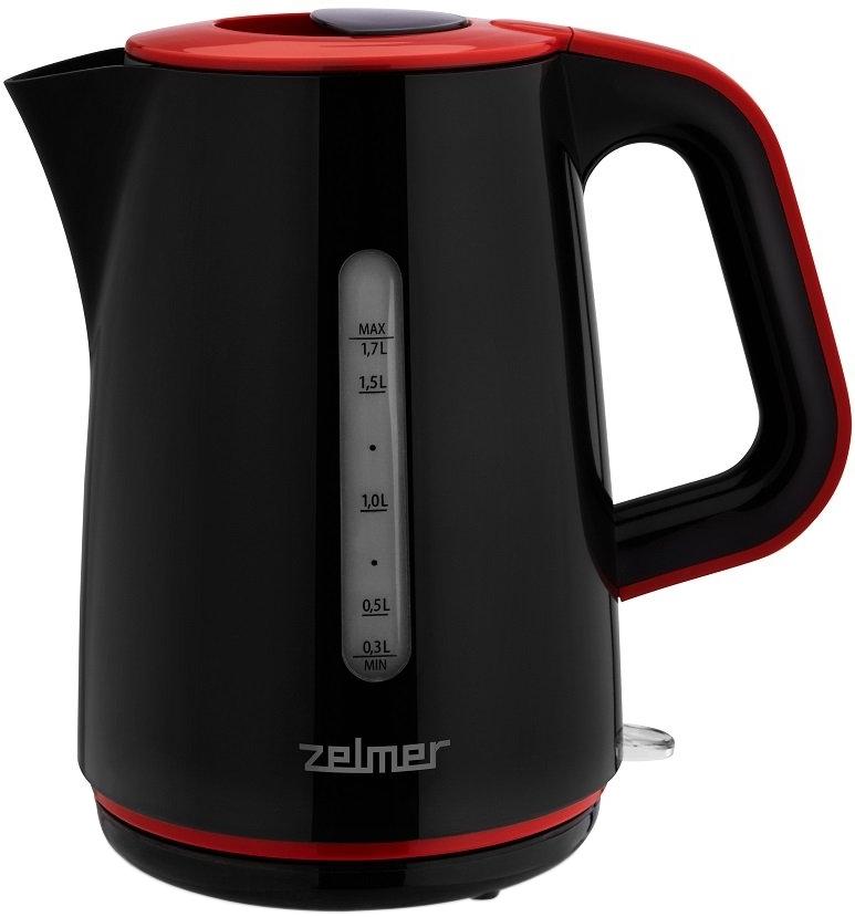 Чайник Zelmer ZCK7620R Black/Red