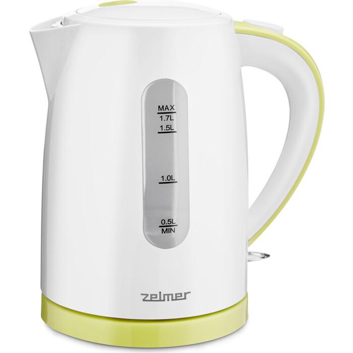 Чайник Zelmer ZCK7616L White/Lime