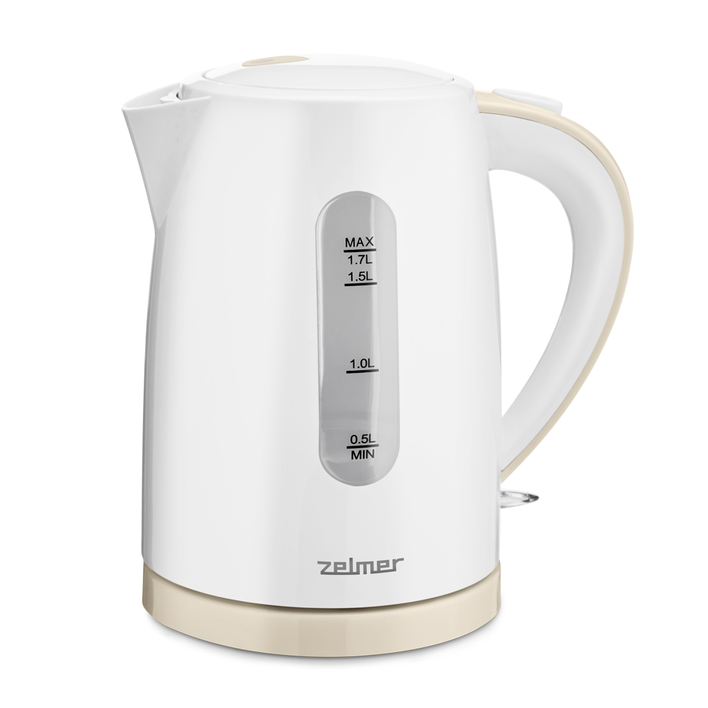 Чайник электрический Zelmer ZCK7616I White/Ivory