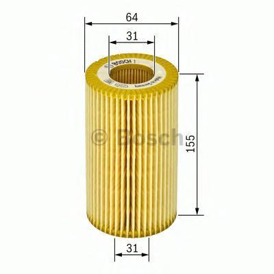 Фильтр масляный Bosch 1457429185