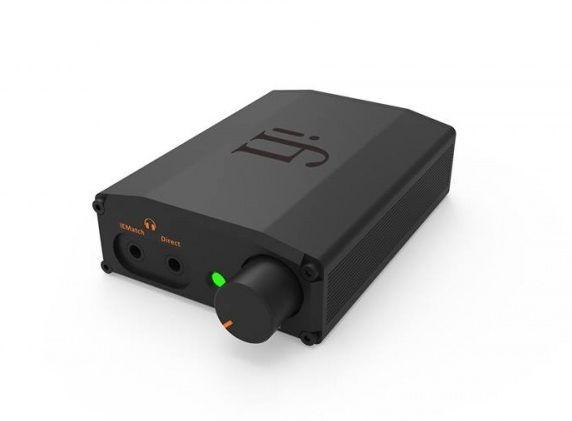 Цифро аналоговый преобразователь iFi Nano iDSD Black