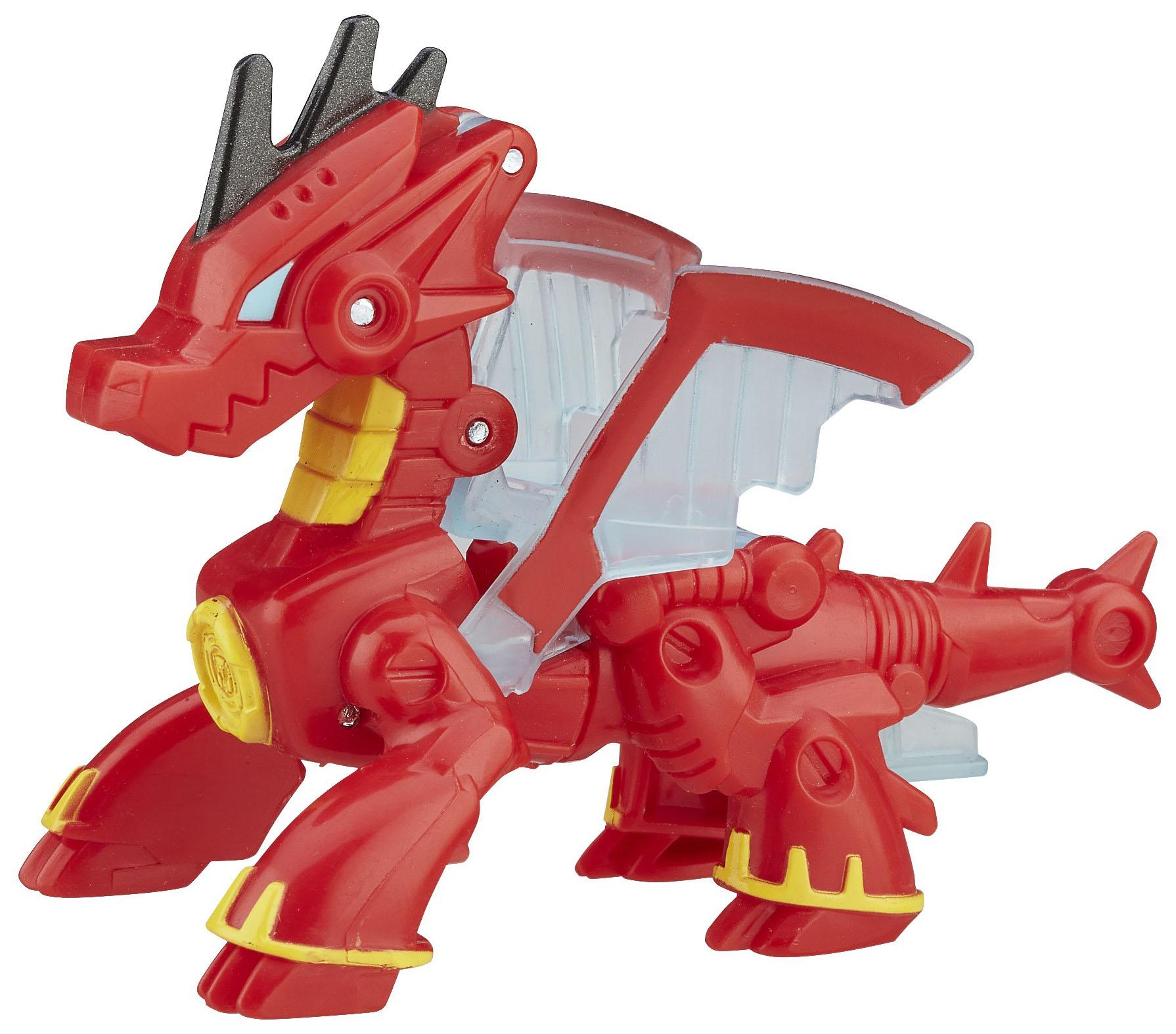 Трансформеры Playskool Heroes - Друзья-спасатели Hasbro