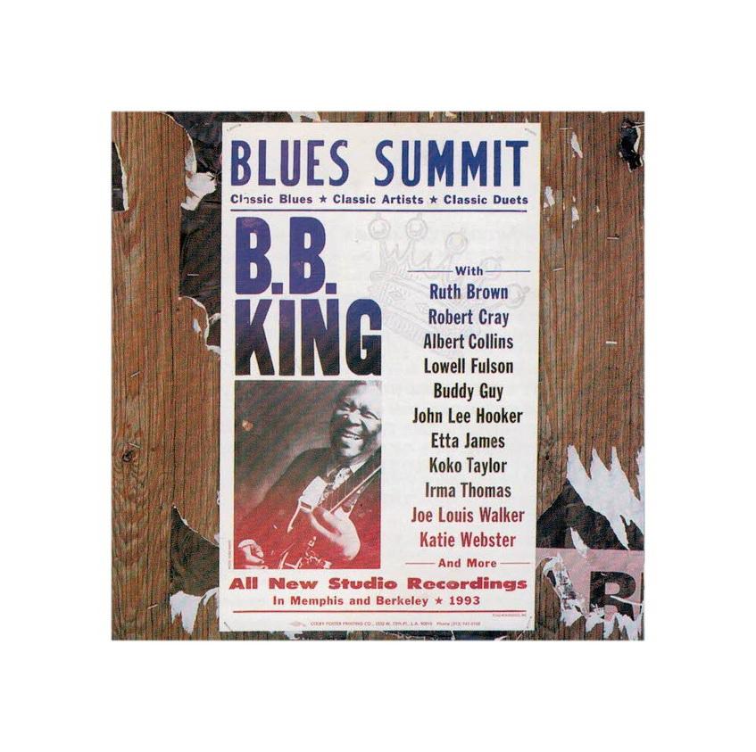 King, B.B. Blues Summit