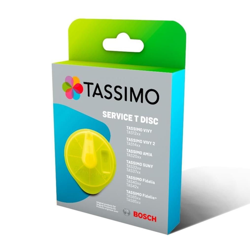 Cервисный T DISC Tassimo 17001490 Yellow