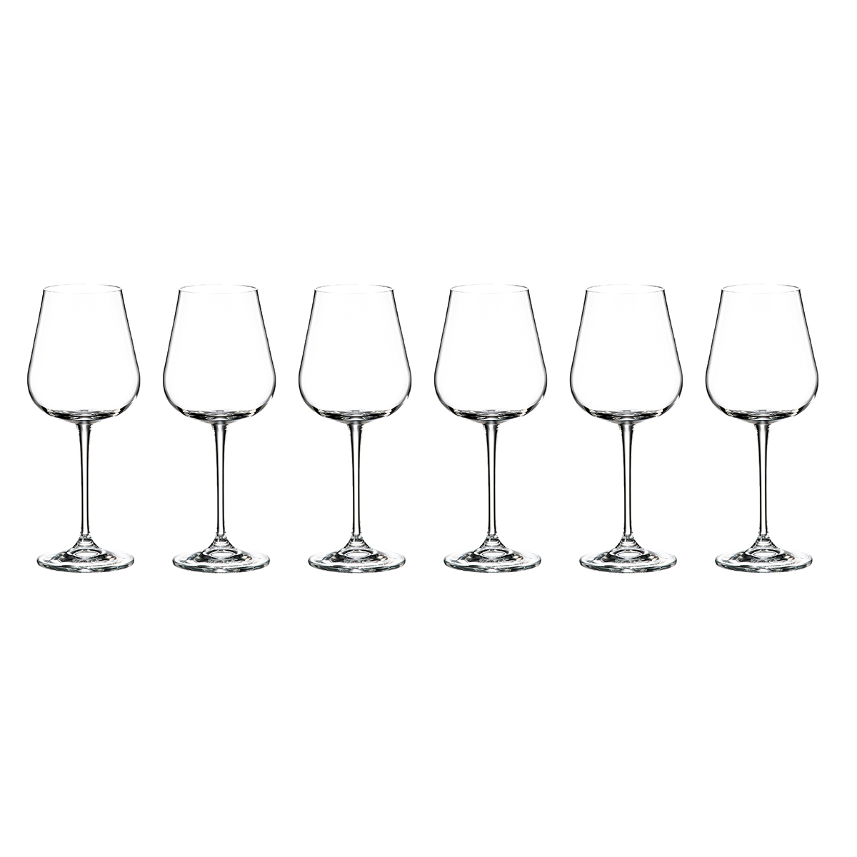 Набор бокалов для вина Crystalite Bohemia Ardea/Amundsen