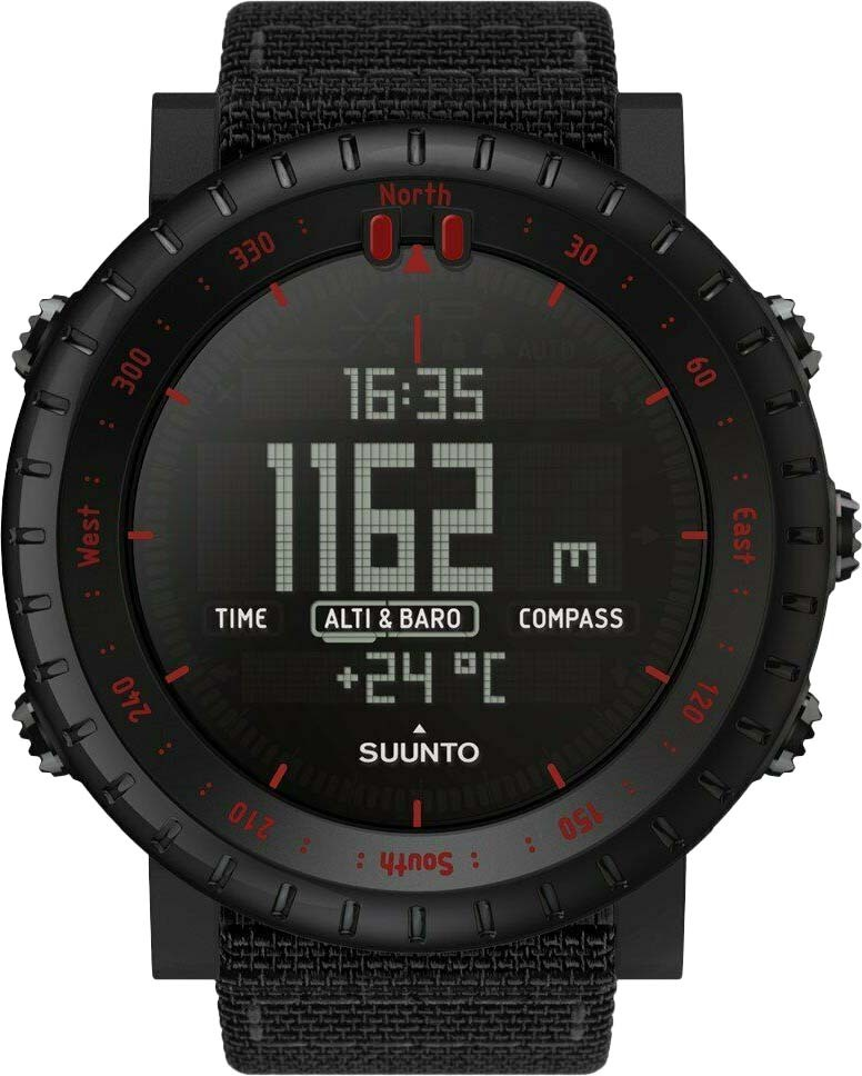 Часы Suunto Core Black Red (Б/Р:one Size)