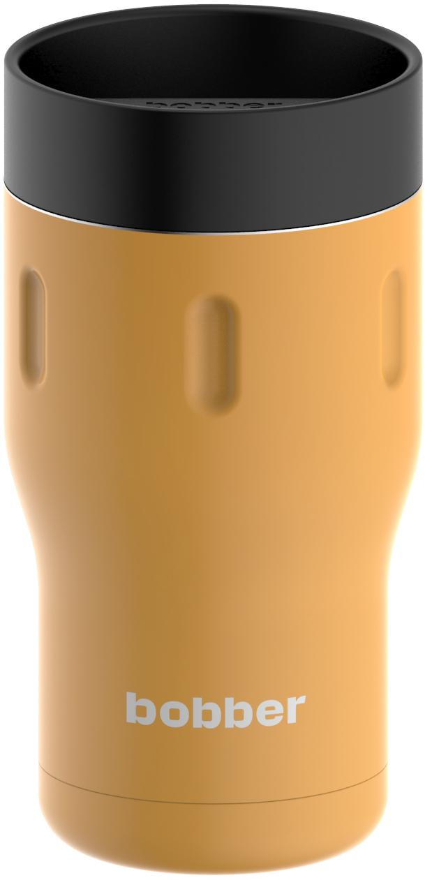 Фото - Термокружка Bobber Tumbler 0,35 л оранжевая Tumbler