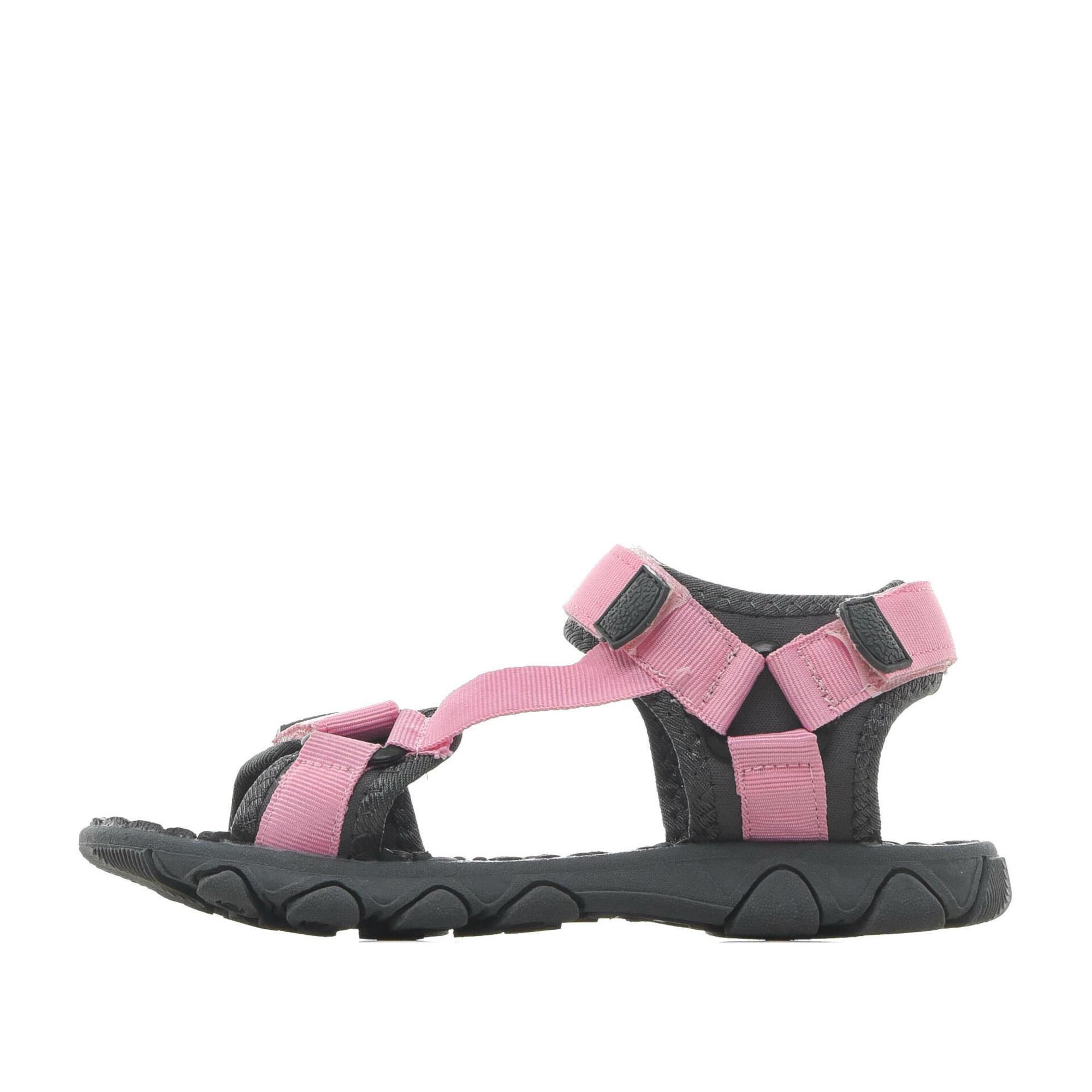 Купить 219-01GO-046TT, Сандалии для девочек ZENDEN, цв. розовый, р-р 37,