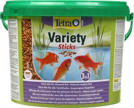 Корм для прудовых рыб Tetra Pond Variety
