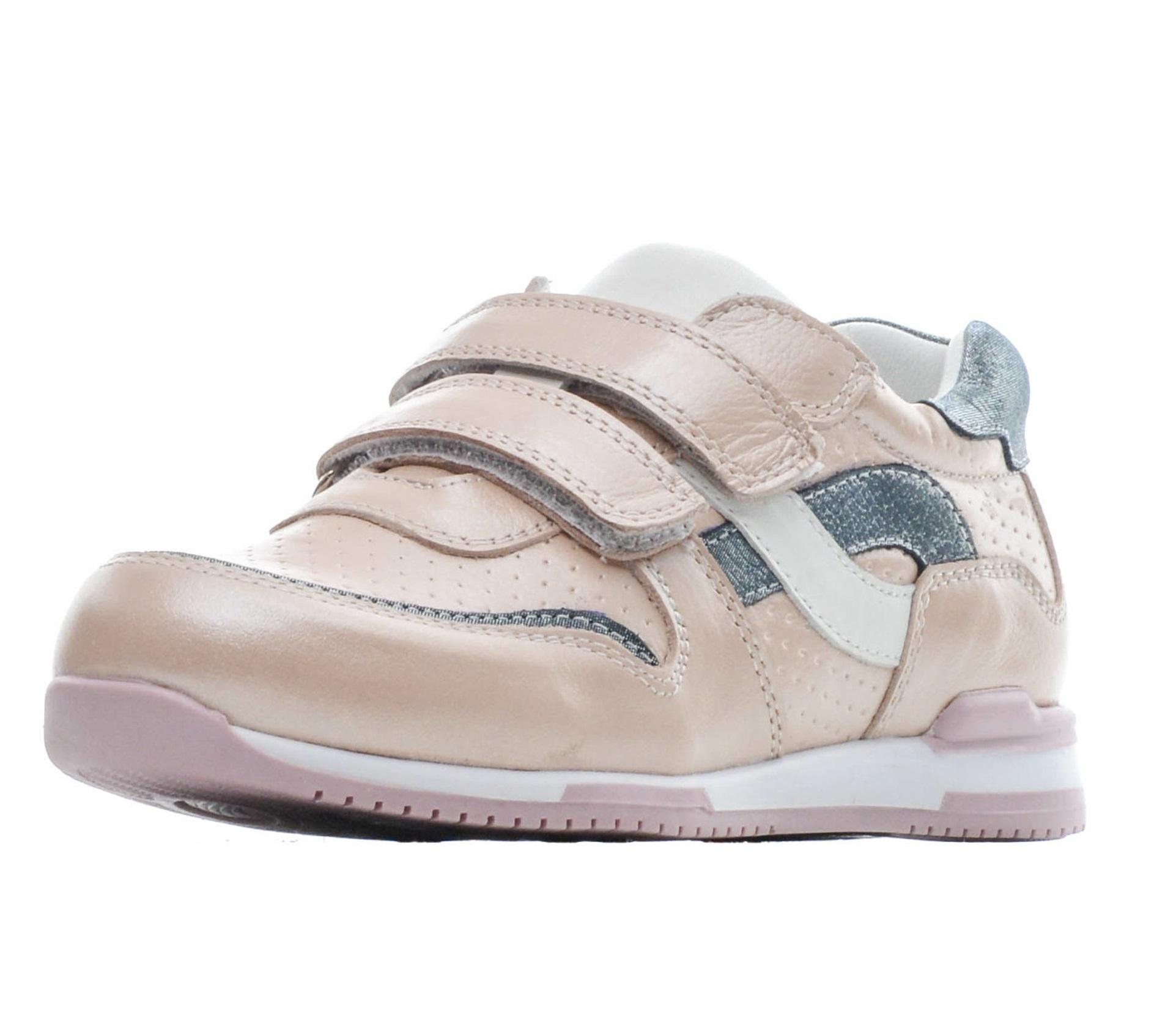 Купить 579-01GO-013KK, Полуботинки для девочек ZENDEN, цв. розовый, р-р 29,