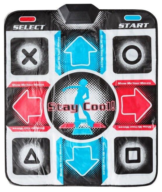Купить Танцевально-игровой коврик Super Dance ASPEL ТВ Беспроводной (32 бита, русское меню),