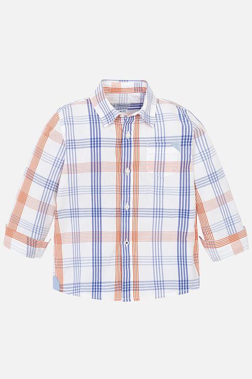 Рубашка Mayoral 1303 93 р.104 1303 93_Оранжевый