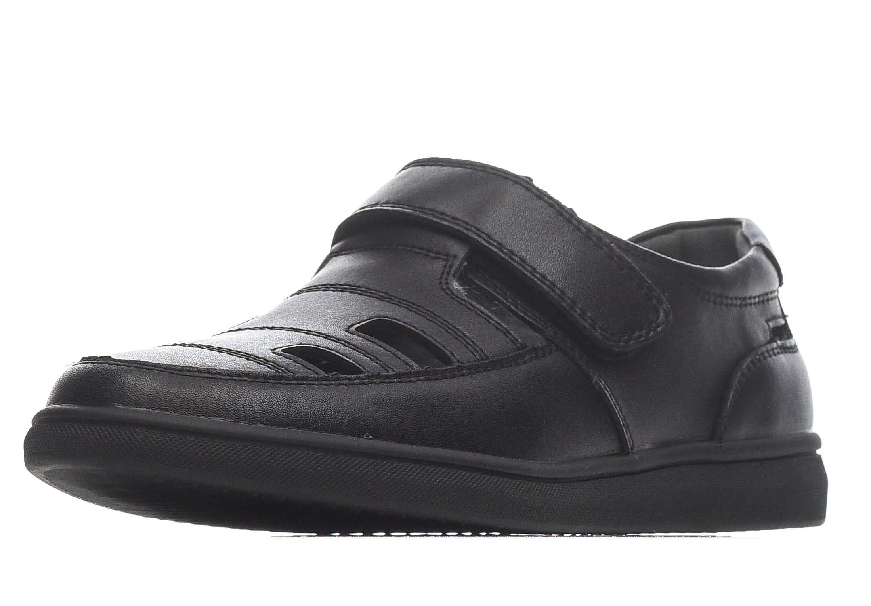 Купить 98-01BO-027VK, Туфли для мальчиков ZENDEN, цв. черный, р-р 39,