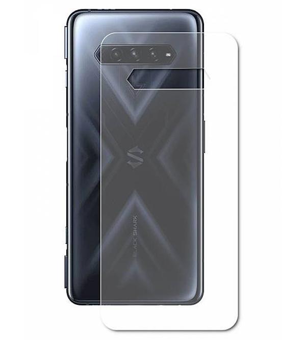 Гидрогелевая пленка LuxCase для Xiaomi Black Shark 4 0.14mm Back Matte 86316