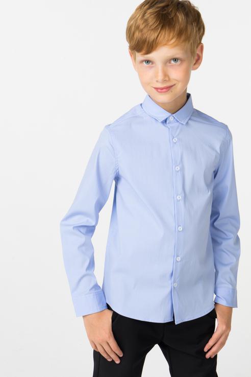 Рубашка детская Acoola цв. голубой р.122