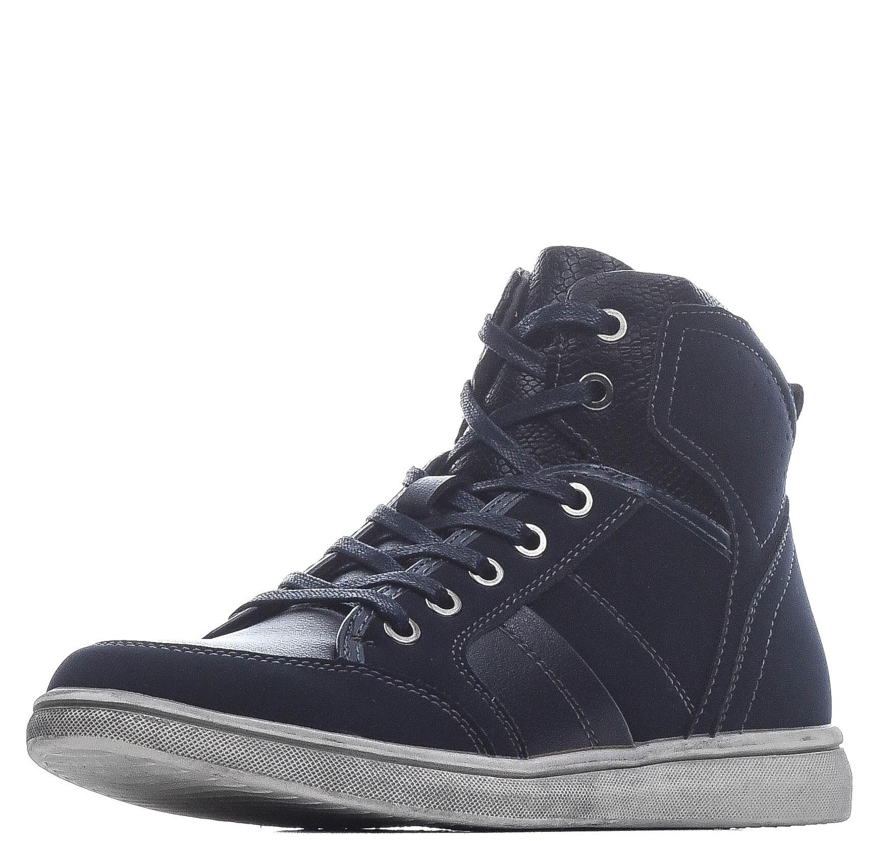 Купить 98-01BO-005GT, Ботинки для мальчиков ZENDEN, цв. синий, р-р 39,