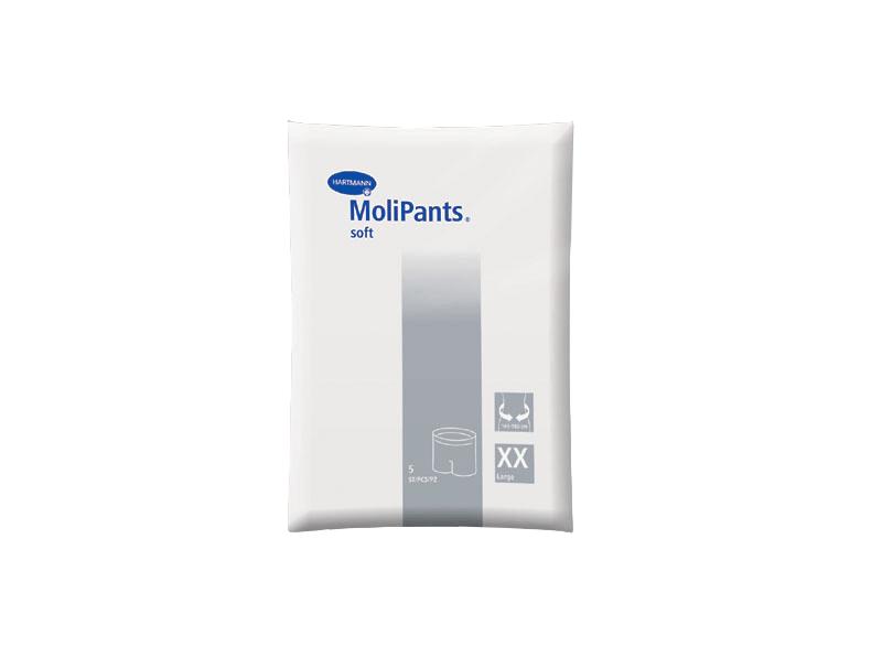Удлиненные штанишки HARTMANN MoliPants soft для фиксации