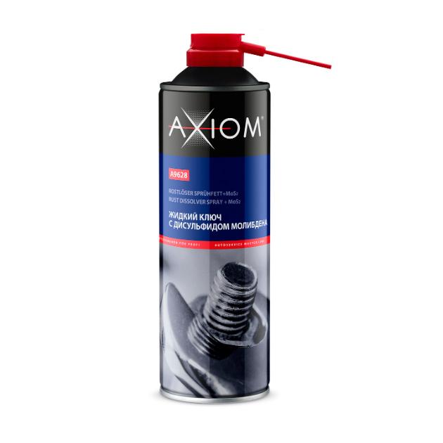 Жидкий ключ с дисульфидом молибдена AXIOM.