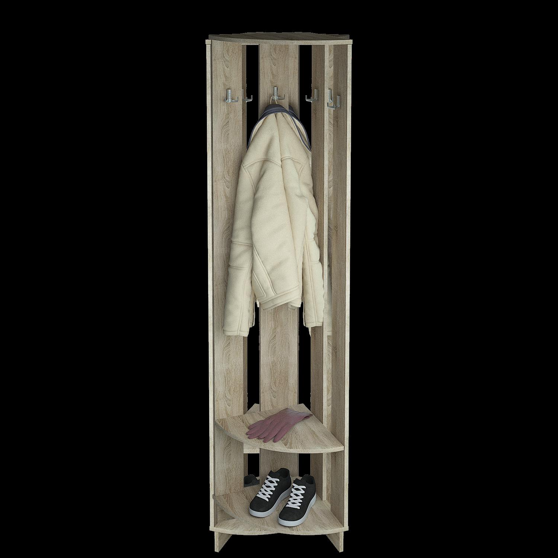 Вешалка комбинированная Hoff Уно 12