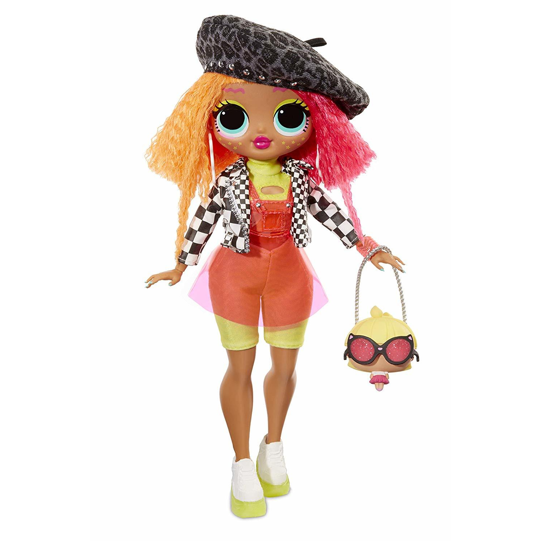Кукла LOL Surprise ЛОЛ O.M.G.
