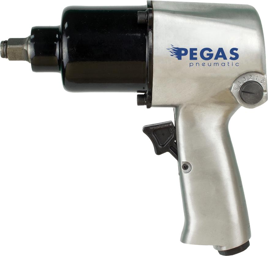 Гайковерт ударный пневматический Pegas pneumatic PG 3601