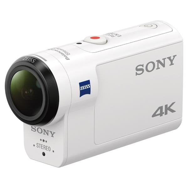 Экшн камера Sony FDR-X3000R/W White