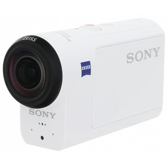 Экшн камера Sony HDR-AS300/WC White фото