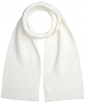 Купить 218BBGX75021400, Шарф для девочек Button Blue, цв. белый, Детские шарфы