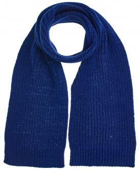 Купить 218BBGX75021000, Шарф для девочек Button Blue, цв. синий, Детские шарфы