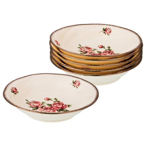 Набор тарелок Lefard, 19,5 см, 6 предметов,