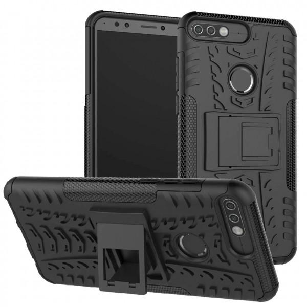 Чехол Epik Shield для Huawei Y7 Prime (2018) / Honor 7C pro Black