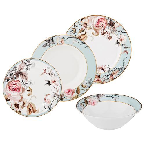 Набор столовой посуды Lefard, 24 предмета