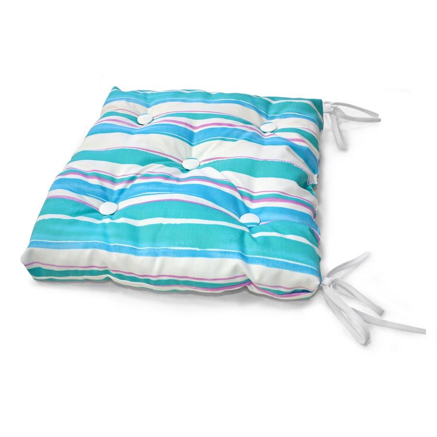 Подушка на стул Brize Цвет: Морской Бриз