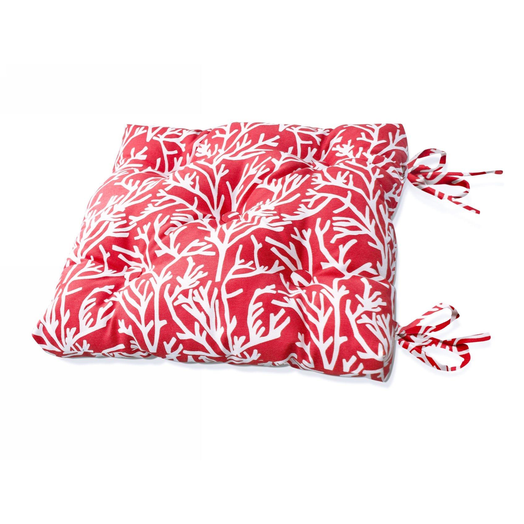 Подушка на стул Corals