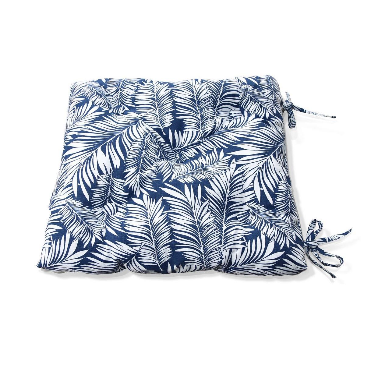Подушка на стул Palma Цвет: Синий (40х40)