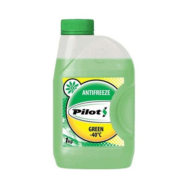 Антифриз PILOTS зеленый готовый антифриз -40 1л 3205 фото