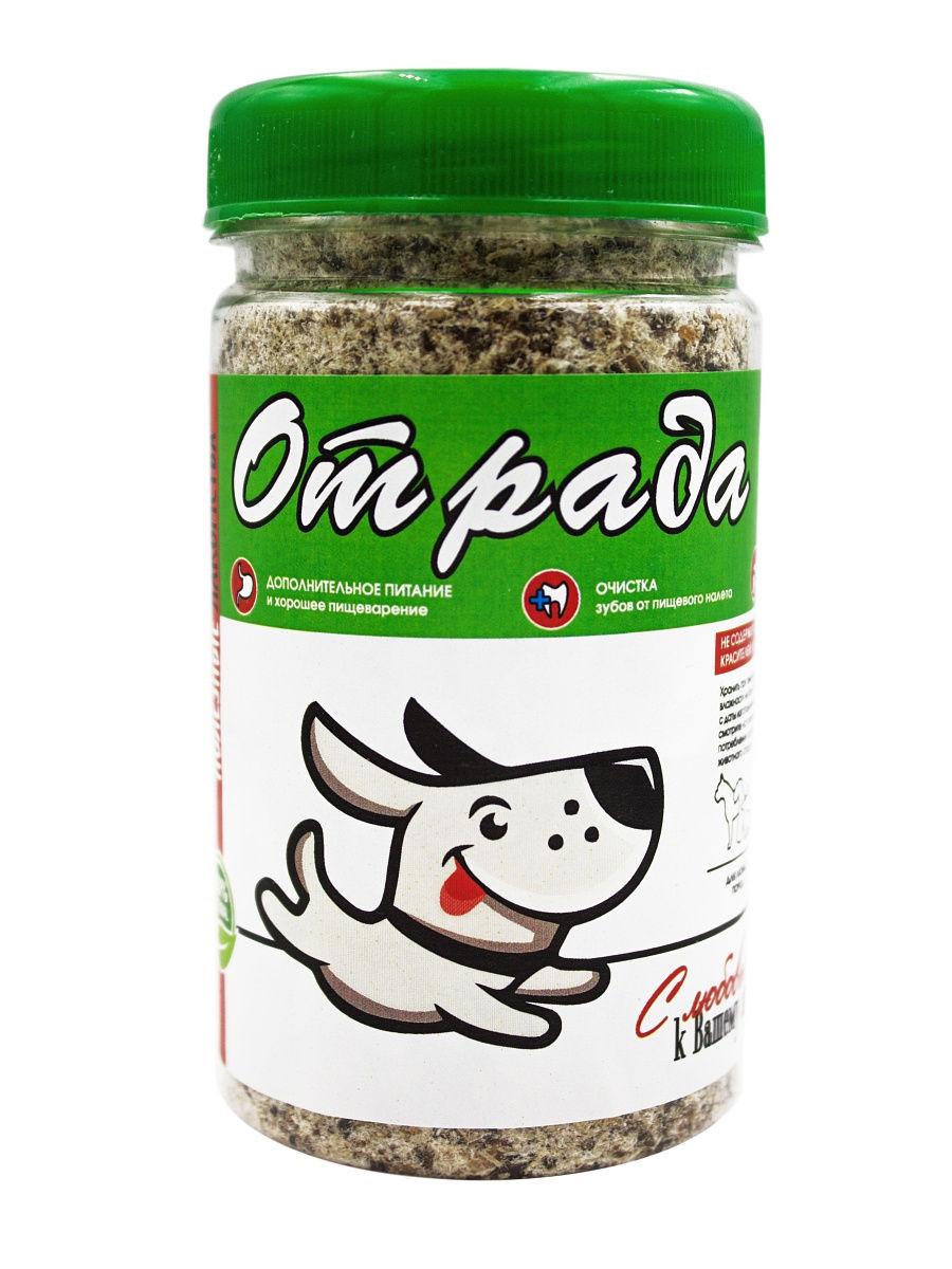 Лакомство для собак ОТРАДА Рубец говяжий меленый