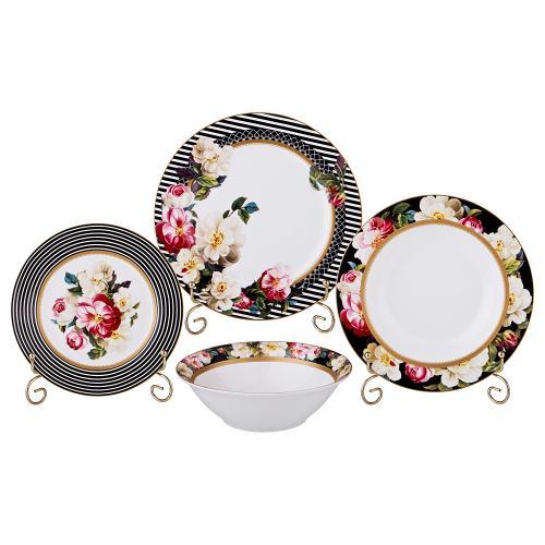 Набор столовой посуды Lefard, Valloire, 24 предмета