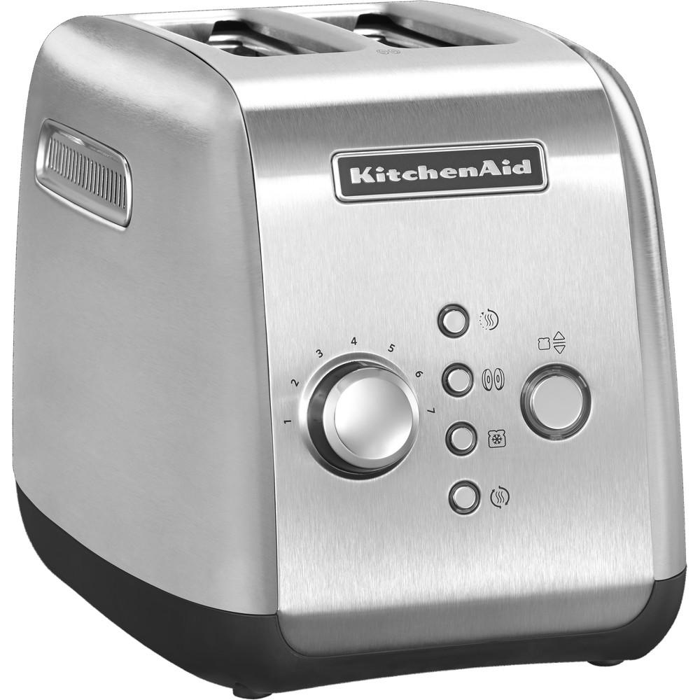 Тостер KitchenAid 5KMT221ESX Silver
