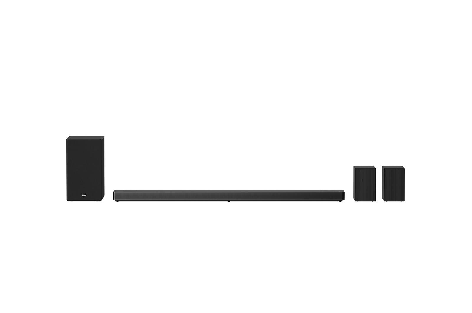 Саундбар LG SN7Y Dolby Atmos