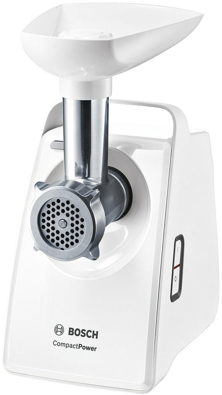 Электромясорубка Bosch MFW3X13W White