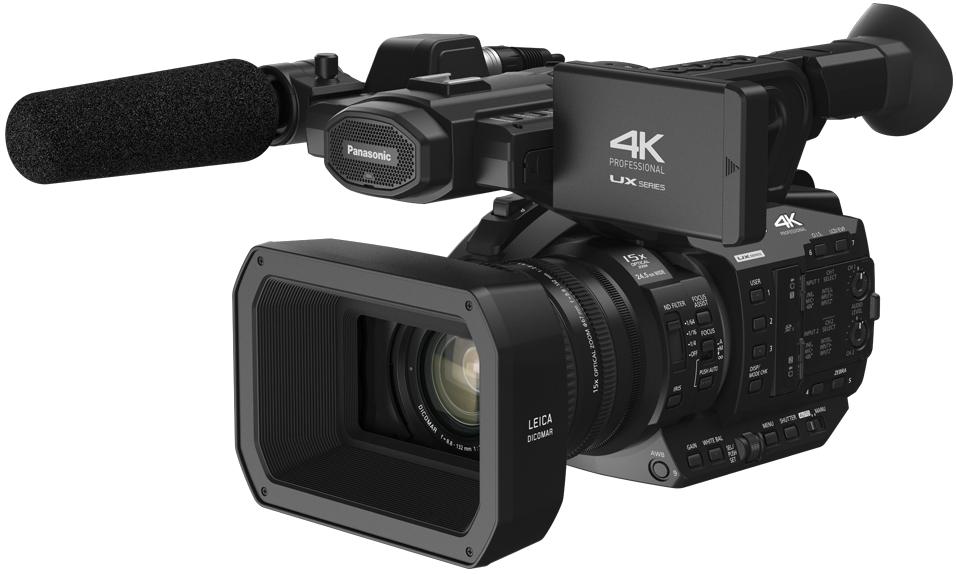 Видеокамера цифровая Panasonic AG UX90